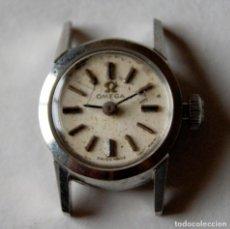 Relojes - Omega: OMEGA SEÑORA 511.170 CALIBRE 484 ACERO CORONA FIRMADA. Lote 146975934