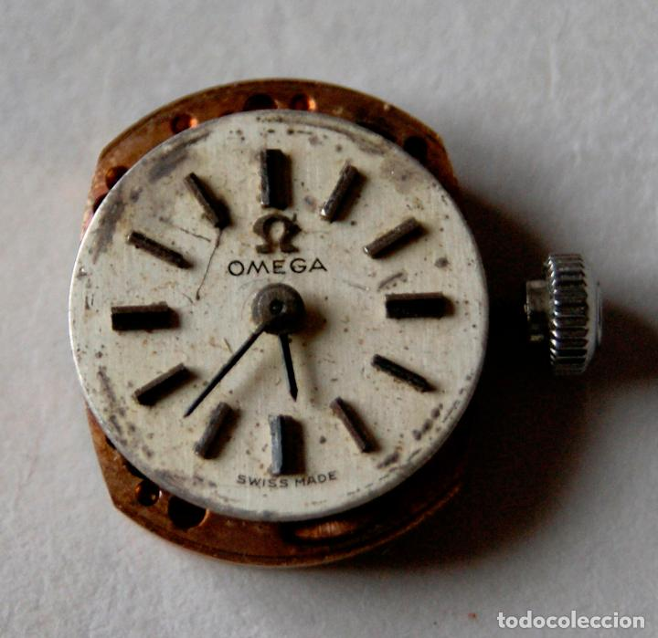 Relojes - Omega: OMEGA SEÑORA 511.170 CALIBRE 484 ACERO CORONA FIRMADA - Foto 6 - 146975934