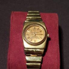 Relojes - Omega: OMEGA CONSTELLATION ORO AMARILLO MACIZO 18K *PESO 69 GRAMOS*. Lote 147078362