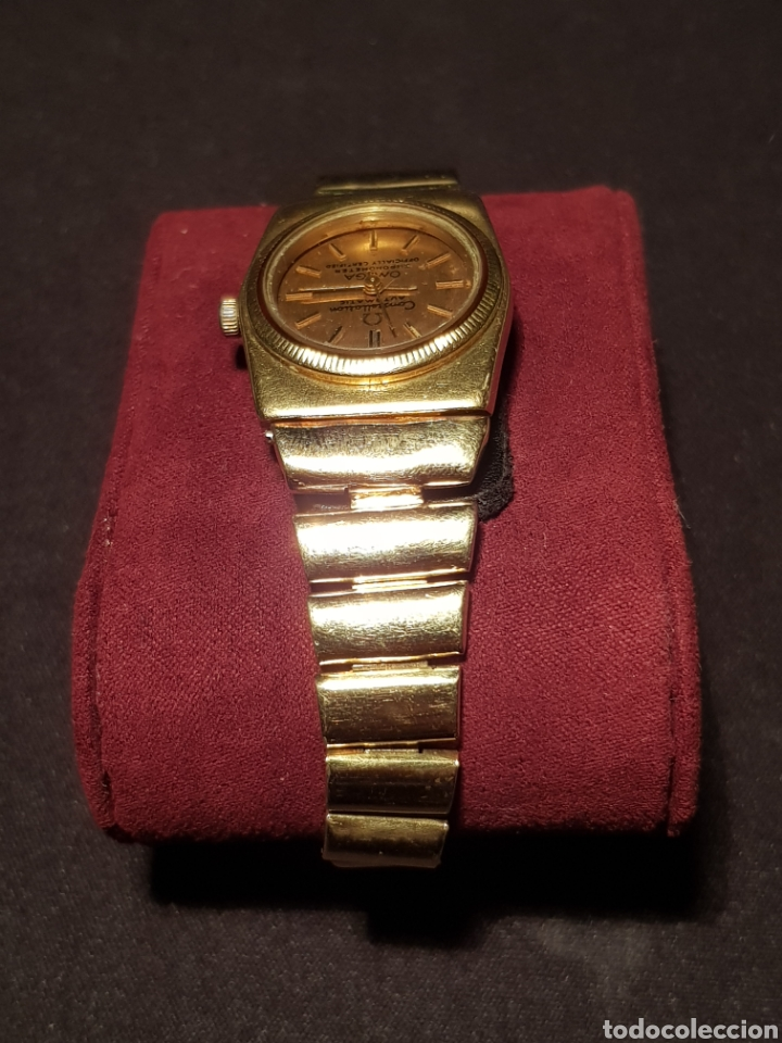 Relojes - Omega: OMEGA CONSTELLATION ORO AMARILLO MACIZO 18K *PESO 69 GRAMOS* - Foto 2 - 147078362