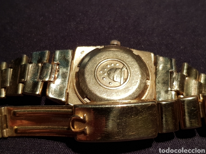 Relojes - Omega: OMEGA CONSTELLATION ORO AMARILLO MACIZO 18K *PESO 69 GRAMOS* - Foto 6 - 147078362