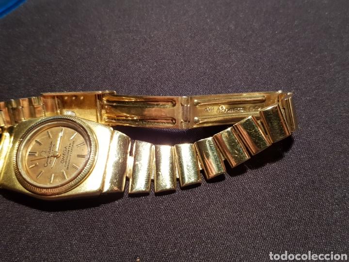 Relojes - Omega: OMEGA CONSTELLATION ORO AMARILLO MACIZO 18K *PESO 69 GRAMOS* - Foto 8 - 147078362