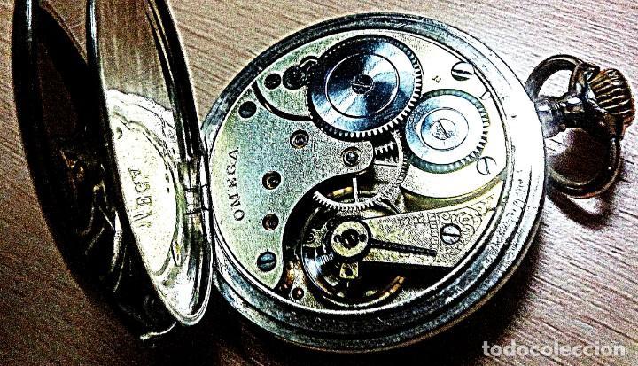Relojes - Omega: RELOJ OMEGA 1910 - Foto 2 - 147168106