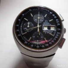Relojes - Omega: MAGNIFICO RELOJ OMEGA SEAMASTER CHRONOMETER SPEEDSONIC F 300 HZ,RELOJ DE CABALLERO,SALIDA 1 EURO. Lote 147247306
