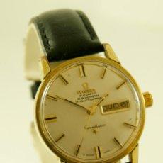 Relojes - Omega: OMEGA CONSTELLATION CALIBRE 751 FUNCIONANDO CHAPADO EN ORO. Lote 147367566
