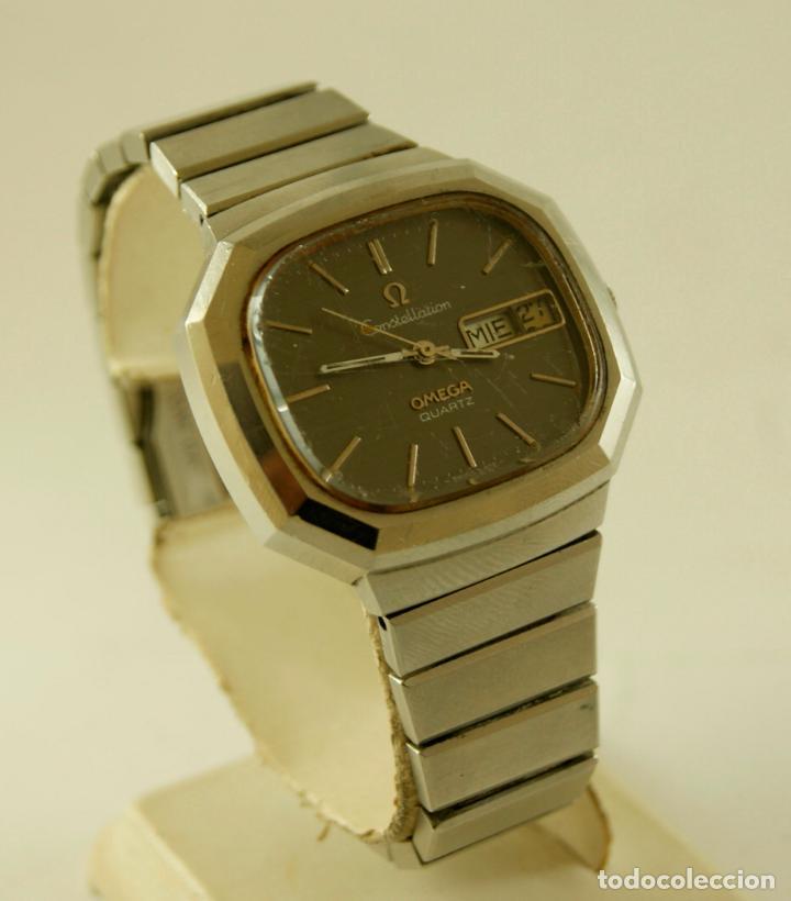 Relojes - Omega: OMEGA CONSTELLATION QUARTZ ACERO 196.0064 - Foto 4 - 147847886