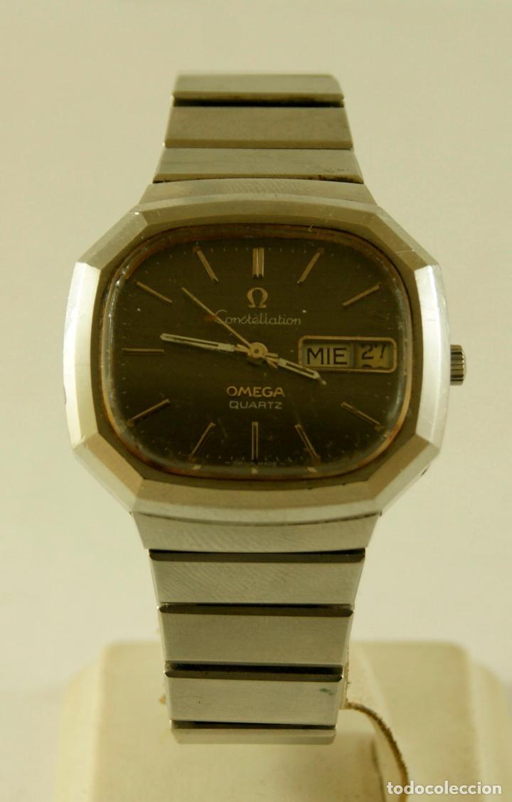 Relojes - Omega: OMEGA CONSTELLATION QUARTZ ACERO 196.0064 - Foto 6 - 147847886