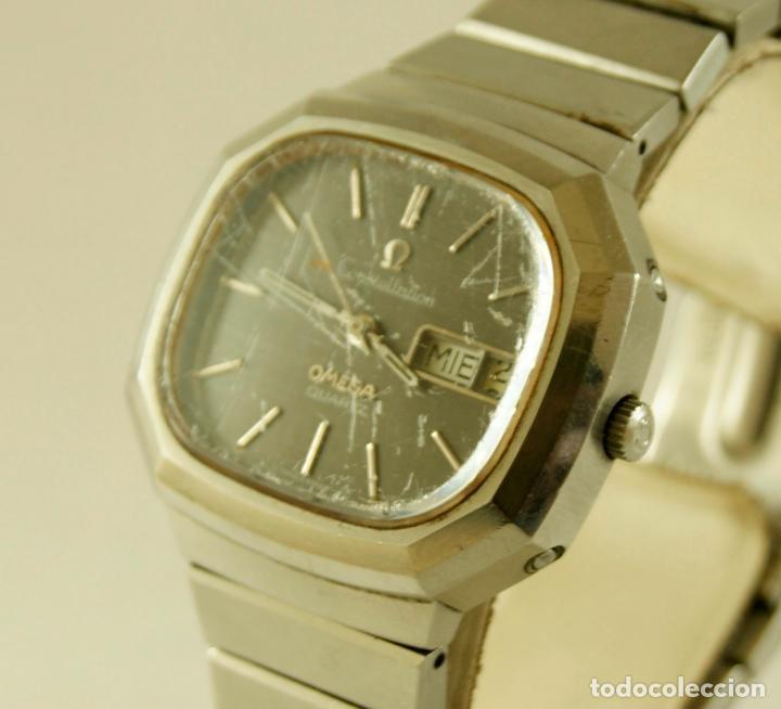 Relojes - Omega: OMEGA CONSTELLATION QUARTZ ACERO 196.0064 - Foto 7 - 147847886