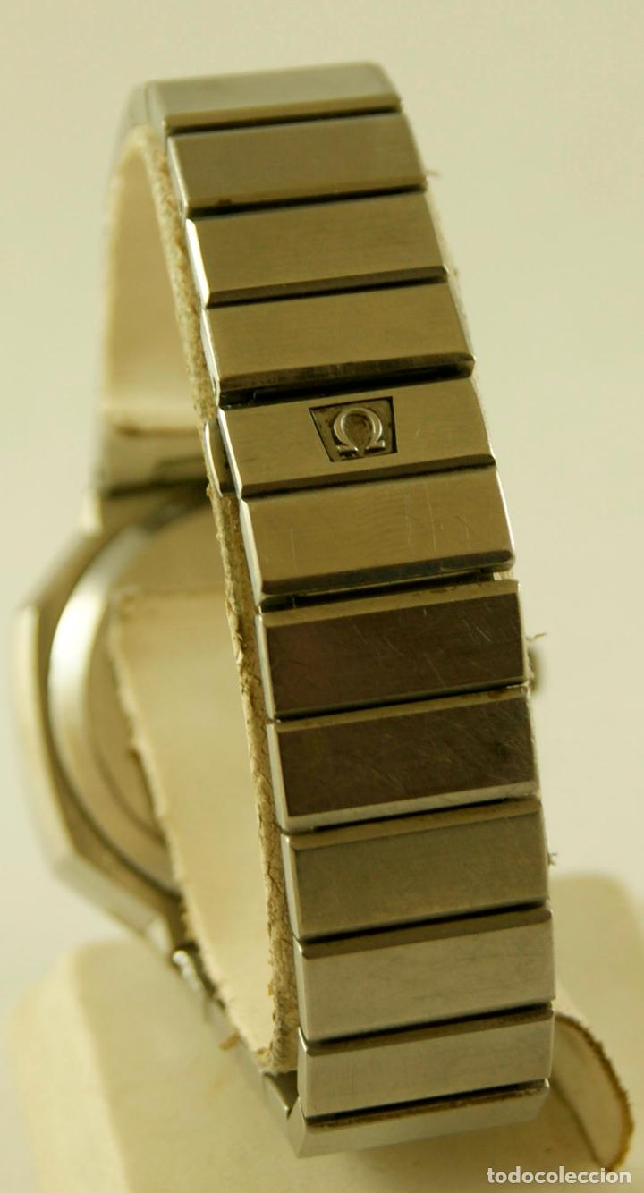 Relojes - Omega: OMEGA CONSTELLATION QUARTZ ACERO 196.0064 - Foto 8 - 147847886