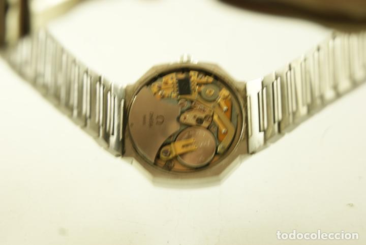 Relojes - Omega: OMEGA CONSTELLATION QUARTZ ACERO 196.0064 - Foto 11 - 147847886