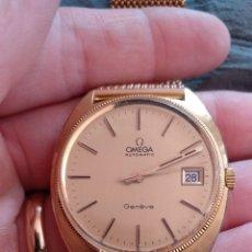 Relojes - Omega: RELOJ ORO 18 KT OMEGA. Lote 147946122