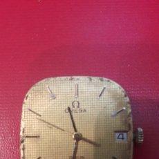 Relojes - Omega: OMEGA MAQUINARIA DE RELOG DE ORO FUNCIONANDO 17 JEWELS MODELO 1332 MEDIDA 3 X2.5. Lote 148611465