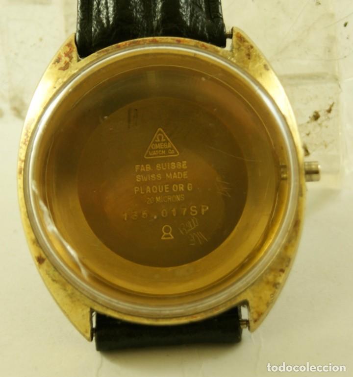 CAJA OMEGA 135.017 SP PARA CALIBRE 601 SEAMASTER COSMIC (Relojes - Relojes Actuales - Omega)