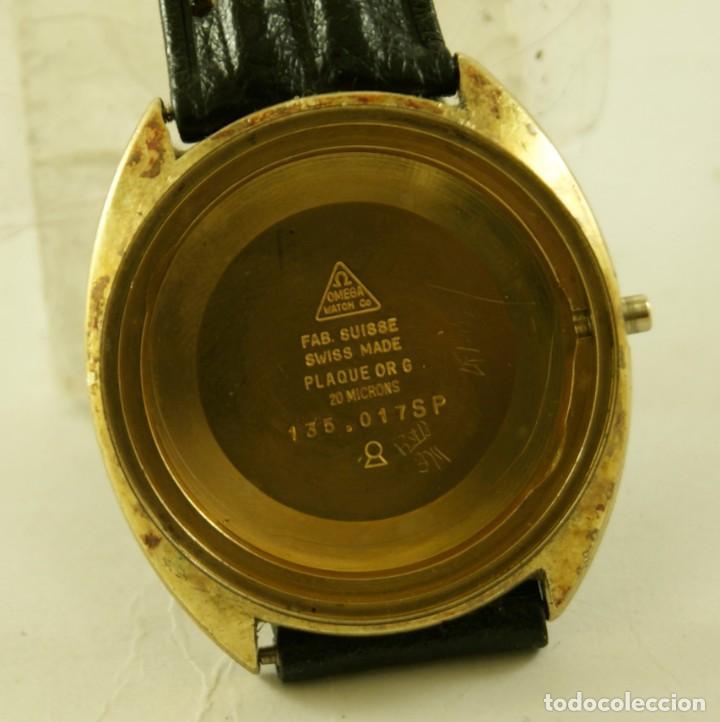 Relojes - Omega: CAJA OMEGA 135.017 SP PARA CALIBRE 601 SEAMASTER COSMIC - Foto 4 - 148899750