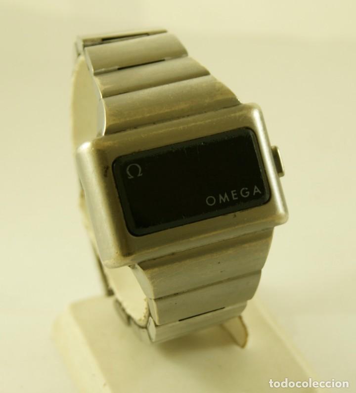 RARO OMEGA 196.0020 TC1 CON ARMYS TODO ORIGINAL (Relojes - Relojes Actuales - Omega)