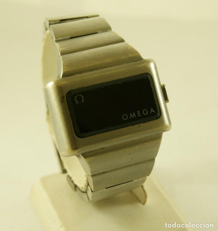 Relojes - Omega: RARO OMEGA 196.0020 TC1 CON ARMYS TODO ORIGINAL - Foto 2 - 148900538