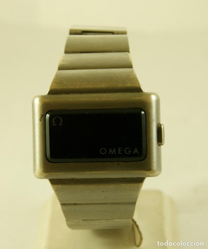 Relojes - Omega: RARO OMEGA 196.0020 TC1 CON ARMYS TODO ORIGINAL - Foto 3 - 148900538