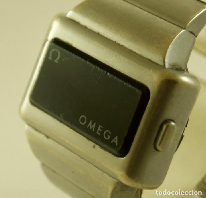 Relojes - Omega: RARO OMEGA 196.0020 TC1 CON ARMYS TODO ORIGINAL - Foto 5 - 148900538