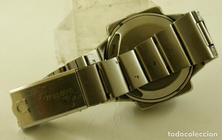 Relojes - Omega: RARO OMEGA 196.0020 TC1 CON ARMYS TODO ORIGINAL - Foto 8 - 148900538