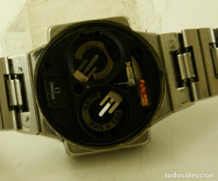 Relojes - Omega: RARO OMEGA 196.0020 TC1 CON ARMYS TODO ORIGINAL - Foto 17 - 148900538