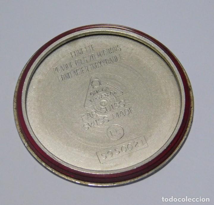 Relojes - Omega: OMEGA DE VILLE QUARTZ- MUY ELEGANTE RELOJ DE PULSERA-DE DAMA - CIRCA 1980-1989-GARANTIA-FUNCIONANDO - Foto 3 - 149638866
