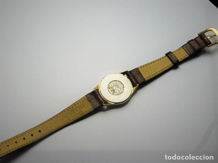 Relojes - Omega: OMEGA DE VILLE QUARTZ- MUY ELEGANTE RELOJ DE PULSERA-DE DAMA - CIRCA 1980-1989-GARANTIA-FUNCIONANDO - Foto 5 - 149638866
