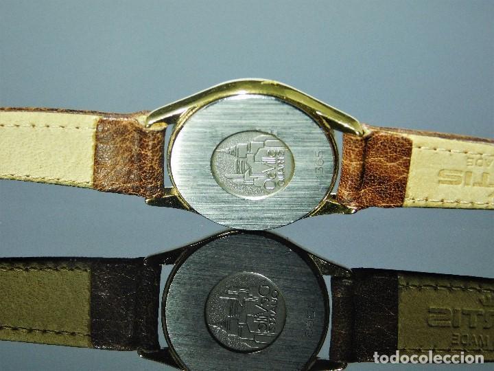 Relojes - Omega: OMEGA DE VILLE QUARTZ- MUY ELEGANTE RELOJ DE PULSERA-DE DAMA - CIRCA 1980-1989-GARANTIA-FUNCIONANDO - Foto 6 - 149638866