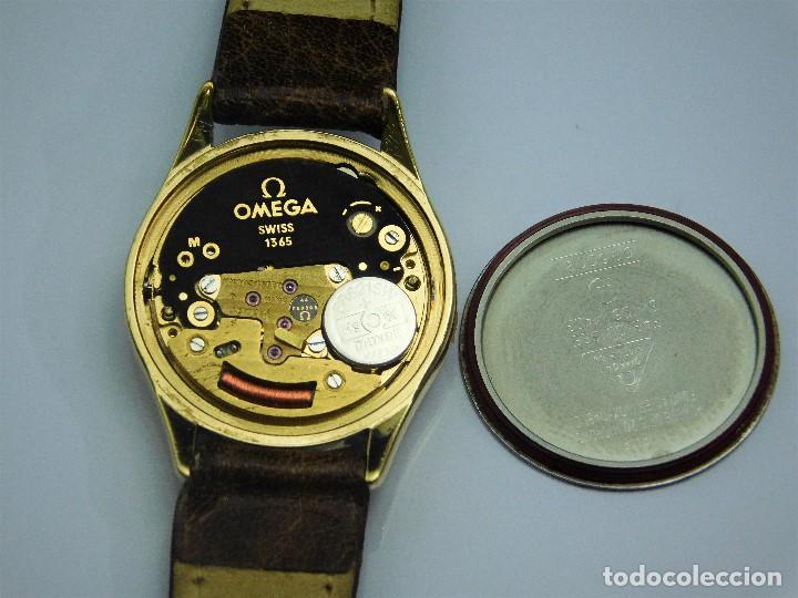 Relojes - Omega: OMEGA DE VILLE QUARTZ- MUY ELEGANTE RELOJ DE PULSERA-DE DAMA - CIRCA 1980-1989-GARANTIA-FUNCIONANDO - Foto 9 - 149638866