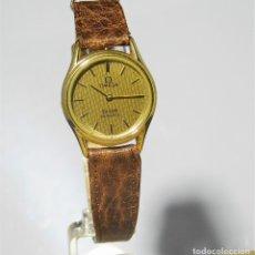 Relojes - Omega: OMEGA DE VILLE QUARTZ- MUY ELEGANTE RELOJ DE PULSERA-DE DAMA - CIRCA 1980-1989-GARANTIA-FUNCIONANDO. Lote 149638866