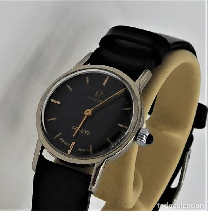 RELOJ OMEGA GENEVE - MOVIMIENTO MECANICO-CIRCA 1960-1969 (Relojes - Relojes Actuales - Omega)