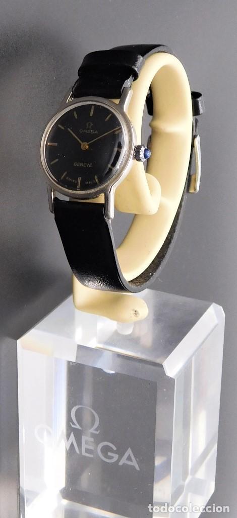 Relojes - Omega: Reloj OMEGA GENEVE - MOVIMIENTO MECANICO-CIRCA 1960-1969 - Foto 3 - 149732030