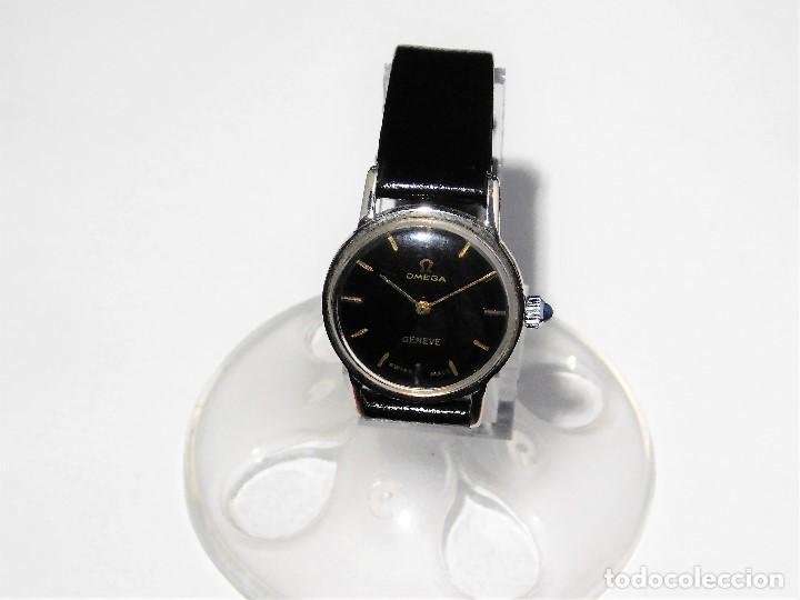 Relojes - Omega: Reloj OMEGA GENEVE - MOVIMIENTO MECANICO-CIRCA 1960-1969 - Foto 4 - 149732030
