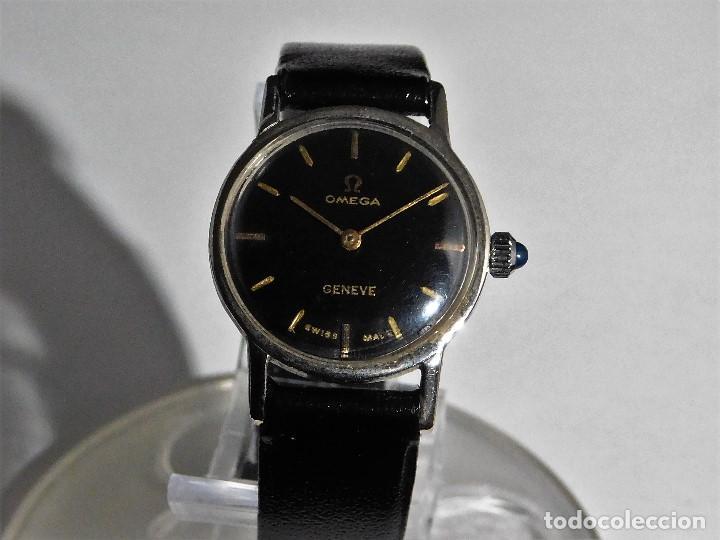 Relojes - Omega: Reloj OMEGA GENEVE - MOVIMIENTO MECANICO-CIRCA 1960-1969 - Foto 5 - 149732030