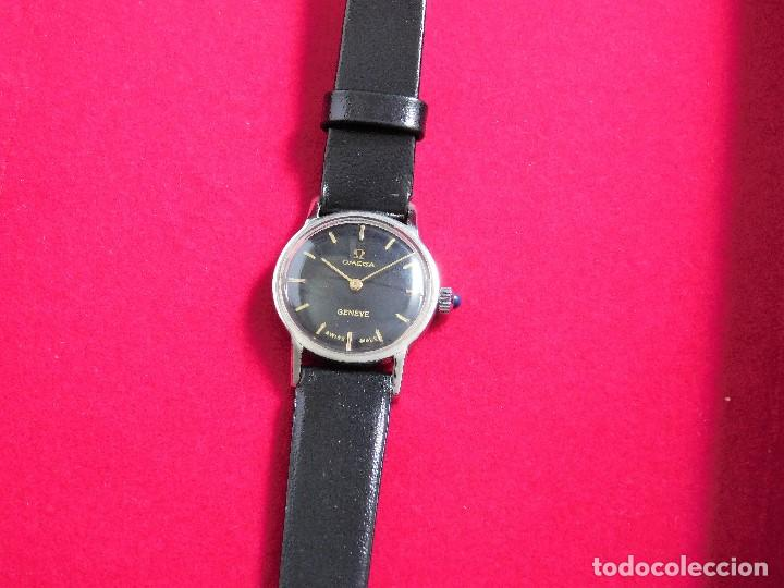 Relojes - Omega: Reloj OMEGA GENEVE - MOVIMIENTO MECANICO-CIRCA 1960-1969 - Foto 7 - 149732030