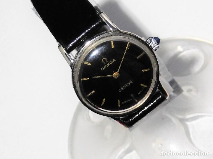 Relojes - Omega: Reloj OMEGA GENEVE - MOVIMIENTO MECANICO-CIRCA 1960-1969 - Foto 9 - 149732030