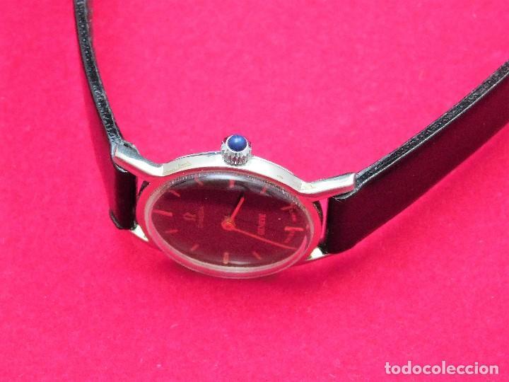 Relojes - Omega: Reloj OMEGA GENEVE - MOVIMIENTO MECANICO-CIRCA 1960-1969 - Foto 11 - 149732030