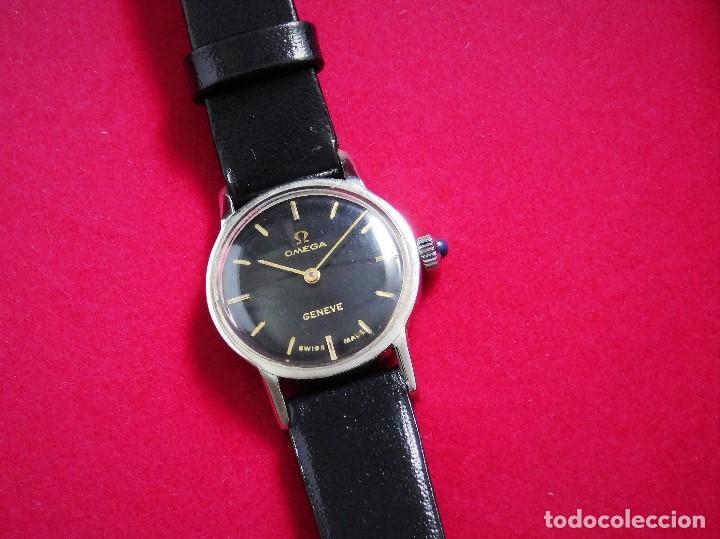 Relojes - Omega: Reloj OMEGA GENEVE - MOVIMIENTO MECANICO-CIRCA 1960-1969 - Foto 12 - 149732030