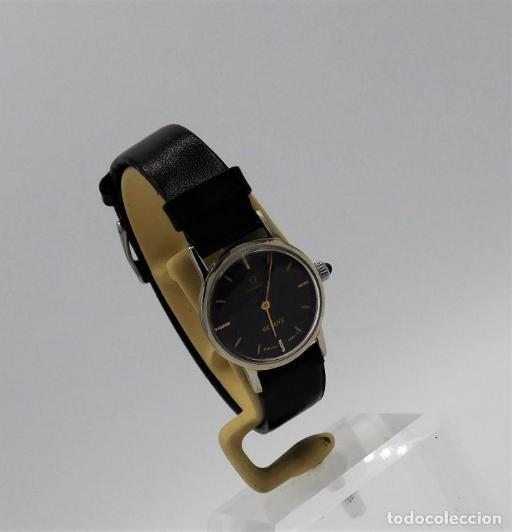 Relojes - Omega: Reloj OMEGA GENEVE - MOVIMIENTO MECANICO-CIRCA 1960-1969 - Foto 13 - 149732030