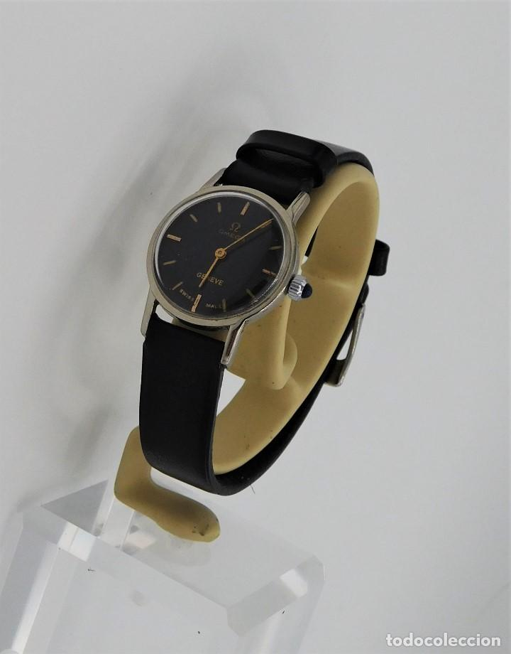 Relojes - Omega: Reloj OMEGA GENEVE - MOVIMIENTO MECANICO-CIRCA 1960-1969 - Foto 14 - 149732030