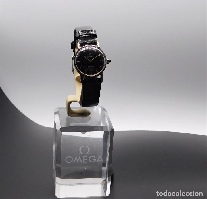 Relojes - Omega: Reloj OMEGA GENEVE - MOVIMIENTO MECANICO-CIRCA 1960-1969 - Foto 16 - 149732030