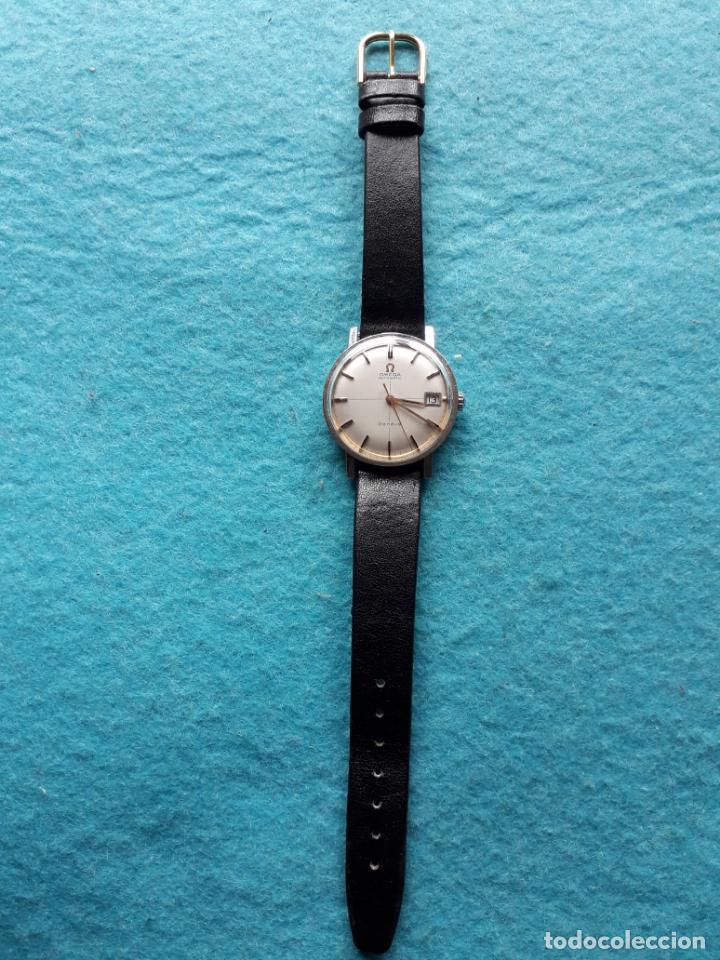Watches - Omega: Reloj Marca Omega Automatic Geneve. Clásico de caballero. Funcionando - Foto 2 - 150452846