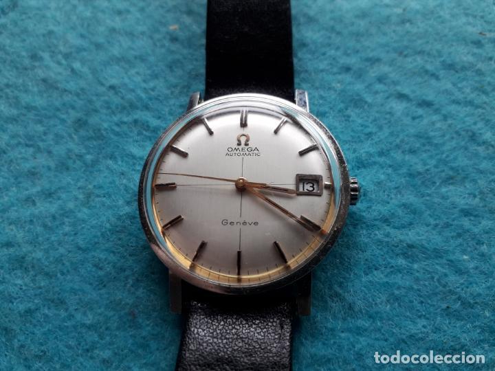 Watches - Omega: Reloj Marca Omega Automatic Geneve. Clásico de caballero. Funcionando - Foto 8 - 150452846