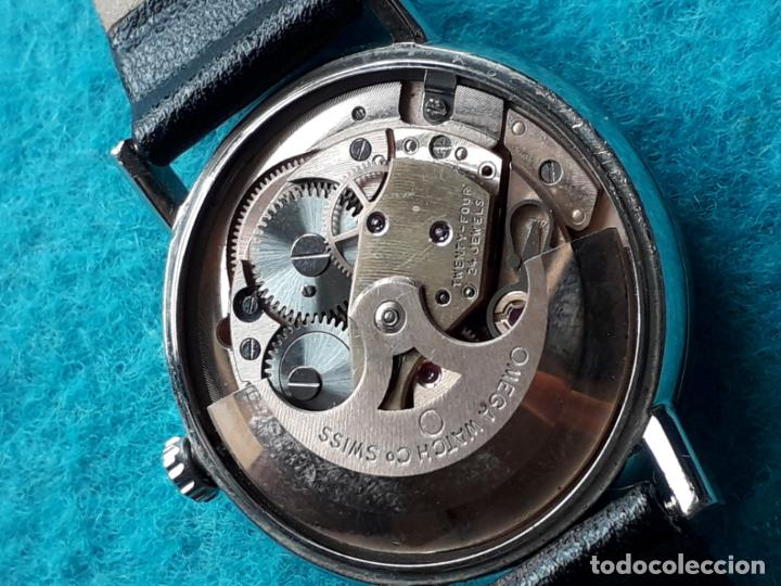 Watches - Omega: Reloj Marca Omega Automatic Geneve. Clásico de caballero. Funcionando - Foto 13 - 150452846