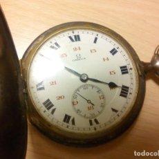 Relojes - Omega: ALTA GAMA OMEGA SAVONETTE. 1901. Lote 150960198