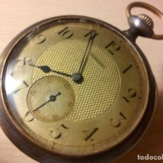 Relojes - Omega: ALTA GAMA ANTIGUO OMEGA BOLSILLO CIRCA 1900. Lote 150982634