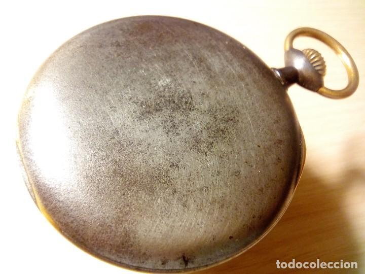 Relojes - Omega: ALTA GAMA ANTIGUO OMEGA BOLSILLO CIRCA 1900 - Foto 3 - 150982634