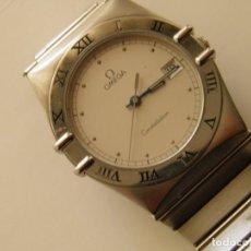 Relojes - Omega: OMEGA CONSTELLATION ACERO CABALLEROS. Lote 152803190