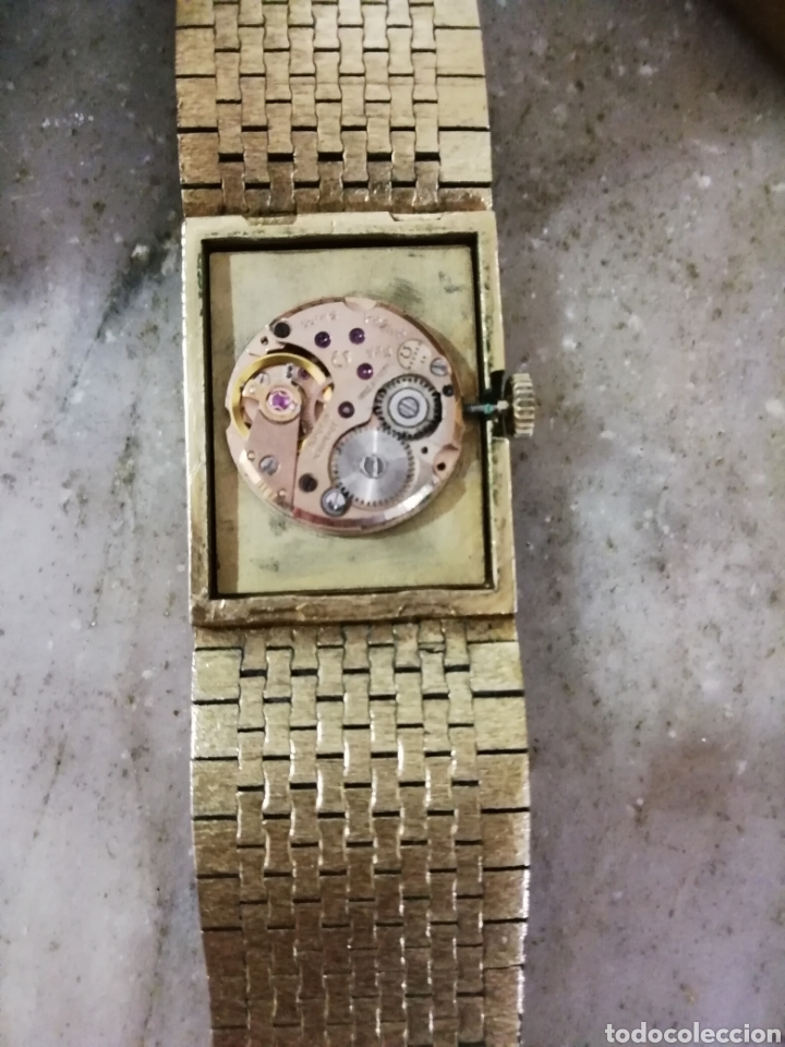 Relojes - Omega: Reloj Omega 20 micras de oro - Foto 5 - 174470207