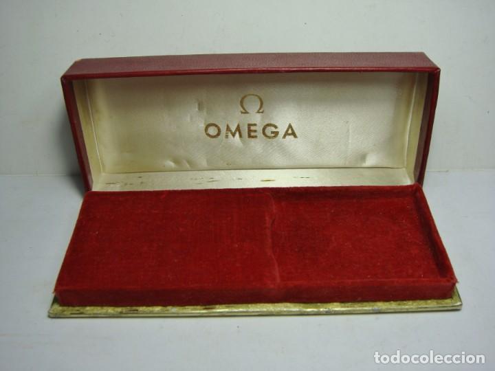 Relojes - Omega: Caja para reloj OMEGA. - Foto 2 - 154684754