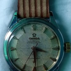 Relojes - Omega: RELOJ OMEGA CONSTELLATION AUTOMATICO CALIBRE 502 CHRONOMETER OFFICIALLY CERTIFIED AÑOS 50.. Lote 156994410